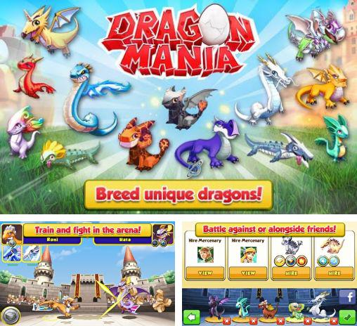 In addition to the game Kingdoms & Lords for Android phones and tablets, you can also download Dragon mania for free.