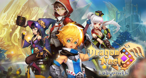 Dragon nest: Labyrinth poster