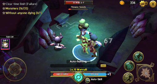 Jogue Dragon nest: Labyrinth para Android. Jogo Dragon nest: Labyrinth para download gratuito.