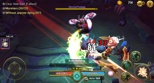 Dragon nest: Labyrinth screenshot 3