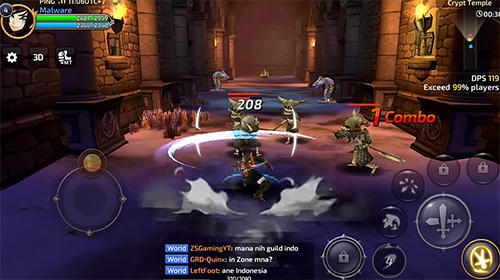 Dragon nest M: SEA for Android - Download APK free