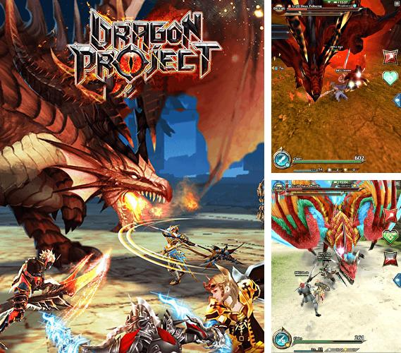 In addition to the game Digimon links for Android phones and tablets, you can also download Dragon project for free.
