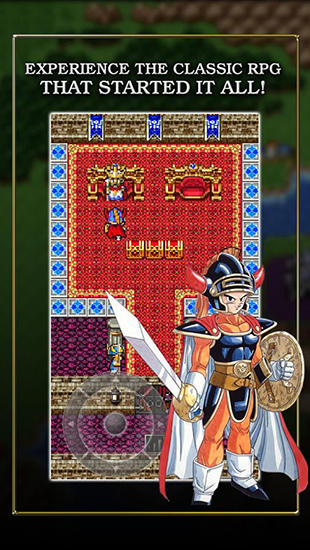 Dragon quest скриншот 2