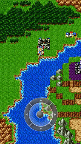 Screenshots do Dragon quest - Perigoso para tablet e celular Android.