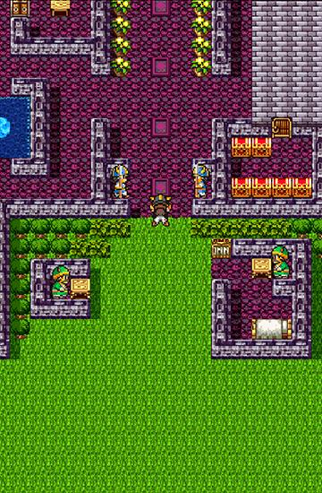 Dragon quest 2: Luminaries of the legendary line screenshot 2