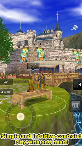 Dragon quest 8: Journey of the Cursed King screenshot 3
