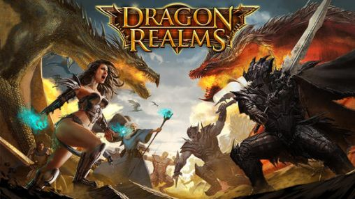 Dragon realms poster
