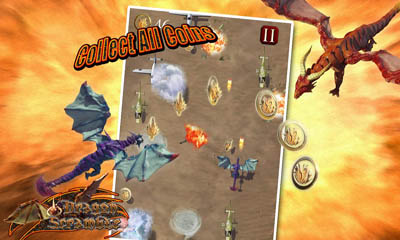 Dragon Scramble screenshot 1