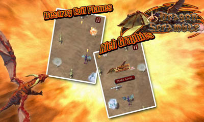 Dragon Scramble screenshot 2
