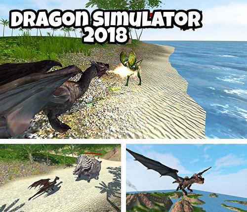 In addition to the game Dragon simulator 2018: Epic 3D clan simulator game for Android, you can download other free Android games for Elephone G4.