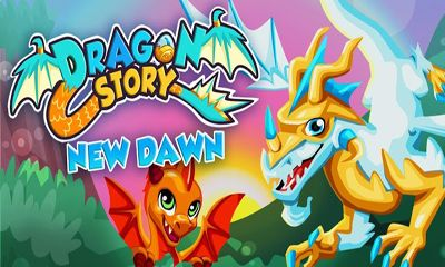 Dragon Story New Dawn poster