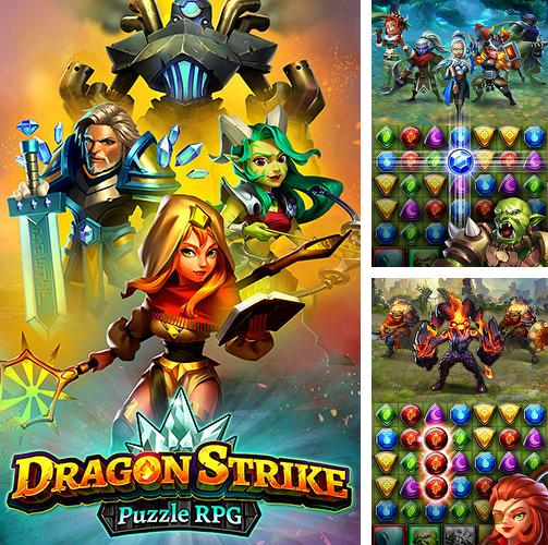 Dragon strike: Puzzle RPG