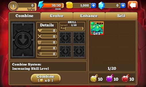 Jogue Dragon warlord para Android. Jogo Dragon warlord para download gratuito.