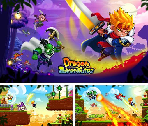 In addition to the game Storm the train for Android phones and tablets, you can also download Dragon world adventures for free.