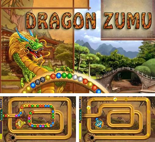 In addition to the game Zuma revenge for Android phones and tablets, you can also download Dragon zumu for free.