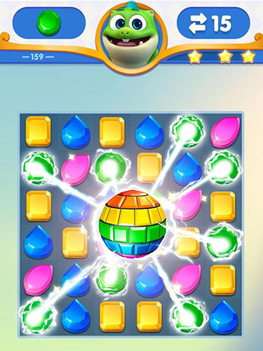 Dragondodo: Jewel blast screenshot 3
