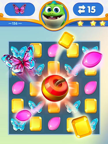 Dragondodo: Jewel blast screenshot 4