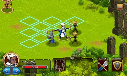 Dragonfall: Tactics screenshot 2