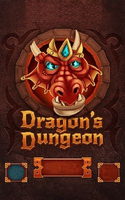 Dragon's dungeon обложка