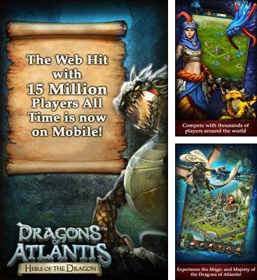 In addition to the game Alien Escape TD for Android phones and tablets, you can also download Dragons of Atlantis for free.