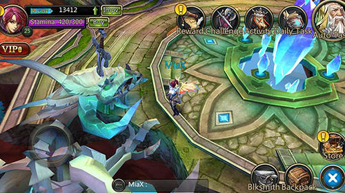 Dragons war legends: Raid shadow dungeons for Android - Download APK