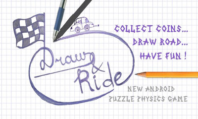 Draw and Ride poster