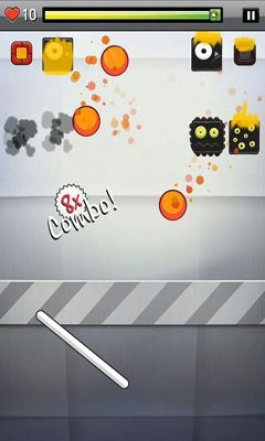 Screenshots of the Draw Breaker for Android tablet, phone.