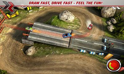 Download Draw Race 2 Android free game.