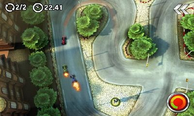 Screenshots of the Draw Race 2 for Android tablet, phone.