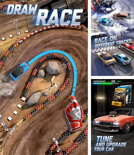 In addition to the game Draw Race 2 for Android phones and tablets, you can also download Draw race 3 for free.
