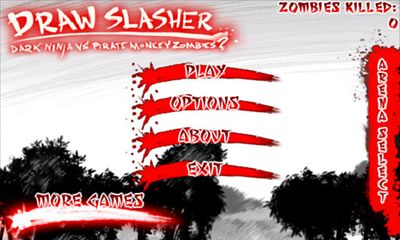 Draw Slasher screenshot 1