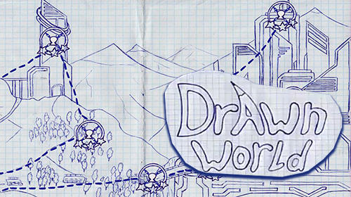 Drawn world