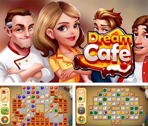 In addition to the game Dream cafe: Cafescapes. Match 3 for Android, you can download other free Android games for Samsung Galaxy J3 2017.