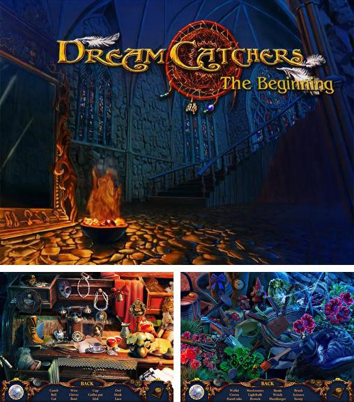In addition to the game Serpent of Isis 2 for Android phones and tablets, you can also download Dream catchers: The beginning for free.