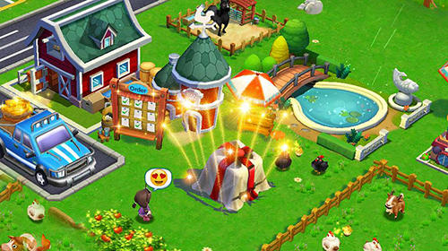 Dream farm: Harvest story screenshot 2