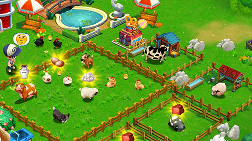 Dream farm: Harvest story screenshot 3