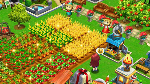 Dream farm: Harvest story screenshot 4