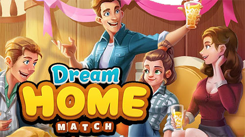 Dream home match poster