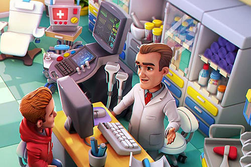 Kostenloses Android-Game Traum-Krankenhaus: Gesundheitssimulator. Vollversion der Android-apk-App Hirschjäger: Die Dream hospital: Health care manager simulator für Tablets und Telefone.