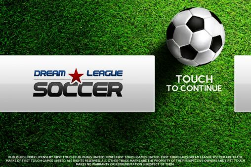 Dream league: Soccer обложка