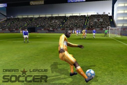 Скачати гру Dream league: Soccer на Андроїд телефон і планшет.