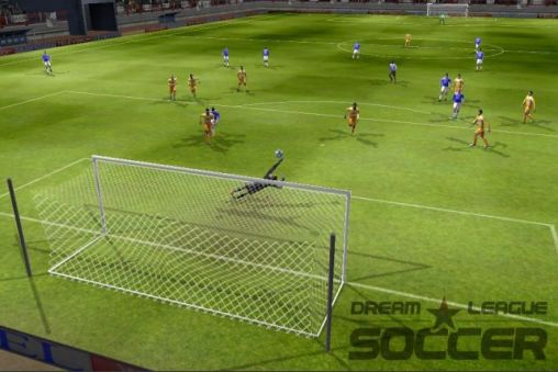 Screenshots von Dream league: Soccer für Android-Tablet, Smartphone.