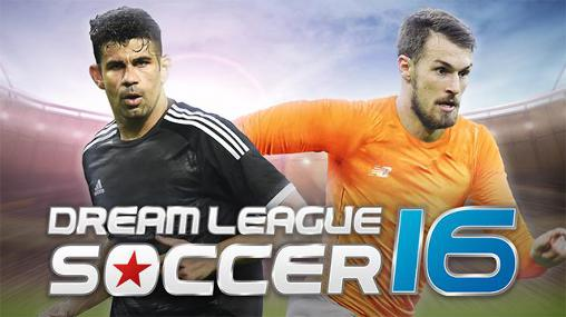 Dream league: Soccer 2016 обложка