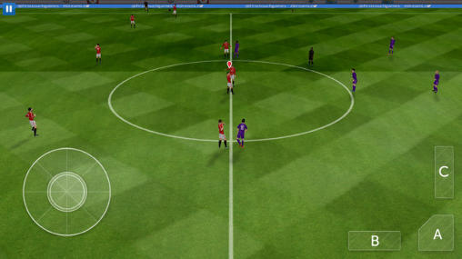 Dream league: Soccer 2016 скриншот 2