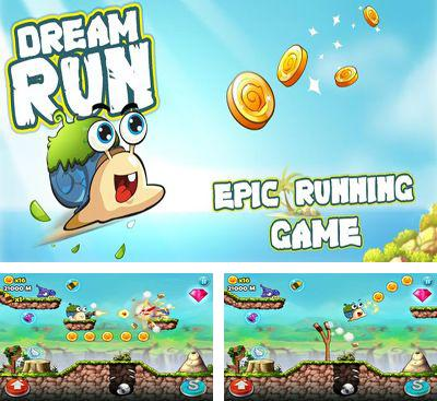 In addition to the game Boogiemons for Android phones and tablets, you can also download Dream Run for free.