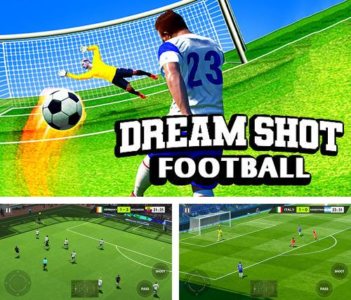 Dream shot football