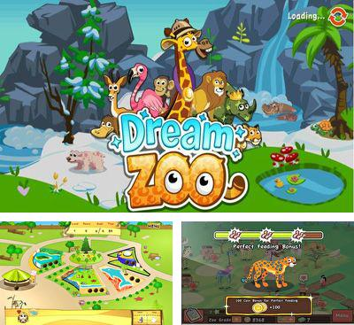 In addition to the game Monster Pet Shop for Android phones and tablets, you can also download Dream Zoo for free.
