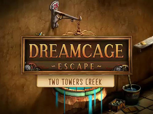 Dreamcage escape: Two towers creek обложка
