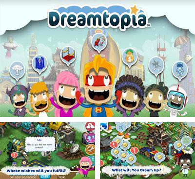 In addition to the game Spiders for Android phones and tablets, you can also download Dreamtopia for free.