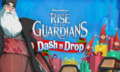 DreamWorks Rise of the Guardians Dash n Drop обложка
